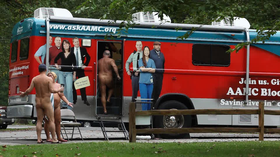 Pine tree associates nudist resort
